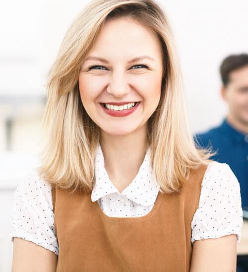 Dental implants - ipad image - Brentwood Dental