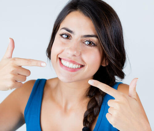 Teeth Whitening - ipad image