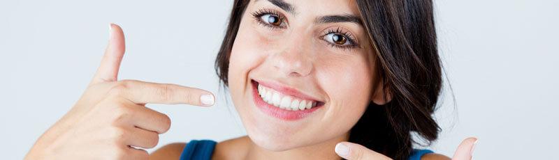 Teeth Whitening - mobile image