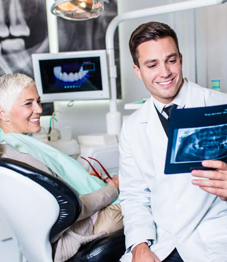 dental x-ray pricing ipad image