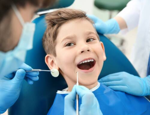 How do I prepare my child for their first dentist visit?