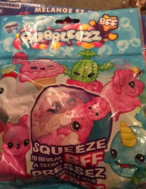 bubbleez bff