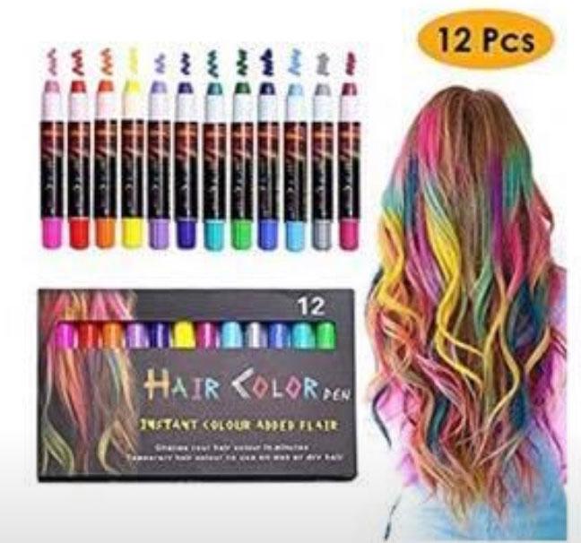 hair color pen